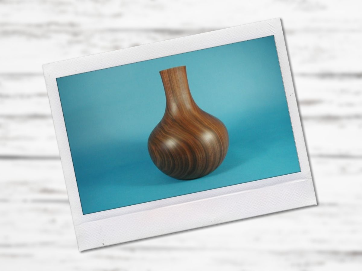 Project: Turning a Cremation Urn