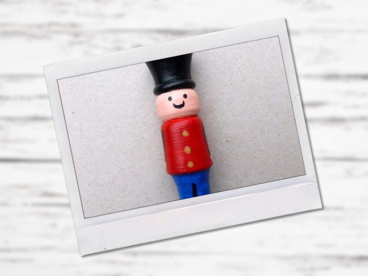 Turning a Toy Soldier Ornament Project